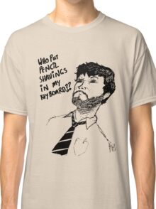 Pencil Shavings Classic T-Shirt