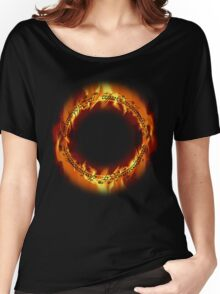 The one ring Women's Relaxed Fit T-Shirt