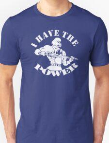 He-Man  Fun Shirt Kult Retro Film Serie Master I Have the Power T-Shirt