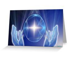 Healing Essence Greeting Card