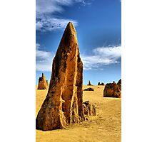 Pinnacle Glory - Western Australia Photographic Print