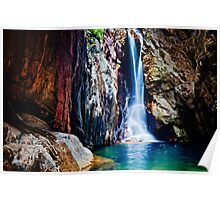 El Questro Gorge Waterfall Poster