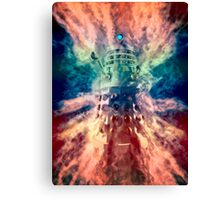 Dalek Nebula Canvas Print