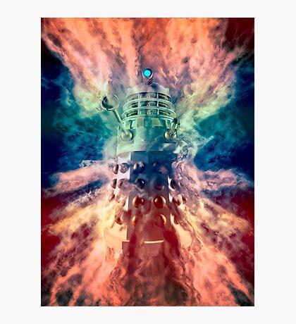 Dalek Nebula Photographic Print