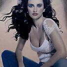 Penelope Cruz by WienArtist