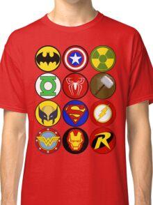 Superhero Symbol Classic T-Shirt