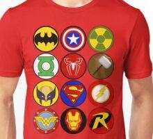 Superhero Symbol Unisex T-Shirt