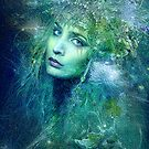 High Priestess of Water by Jena DellaGrottaglia
