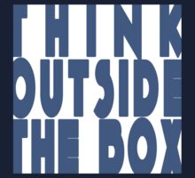 Think Outside the Box Kids Clothes