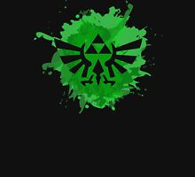 Triforce splash art Unisex T-Shirt