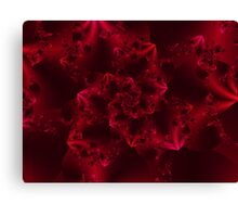 Passion Abstract Fractal Canvas Print