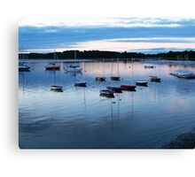 Hull Bay Canvas Print