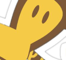 Clancy the Giraffe Sticker