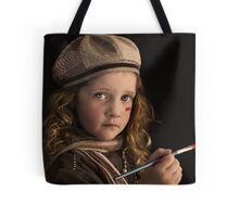 Can I finish my painting now? Tote Bag