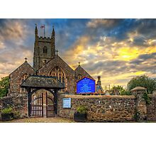 St Mary Magdalene Photographic Print