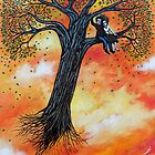 'Searching for a Place to put down Roots' by Jerry Kirk