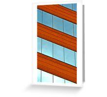 Office building - Hampton, Virginia Greeting Card