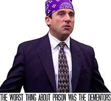Prison Mike - The Worst Thing About Prison Was the Dementors by TellAVision