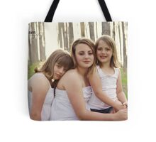 My three princesses Tote Bag