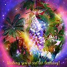 Wishing you a stellar birthday! by BlueMoonRose