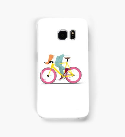 fixie bicycle Samsung Galaxy Case/Skin