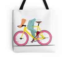 fixie bicycle Tote Bag