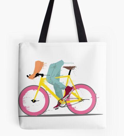 fixie bicycle Tote Bag