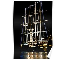 Windstar By Night Poster