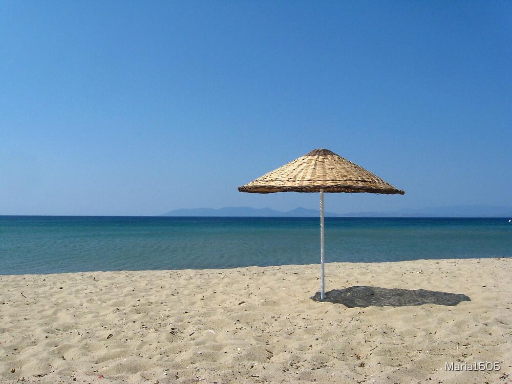 A beach somewhere... by Maria1606