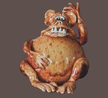 Crazy monkey One Piece - Short Sleeve