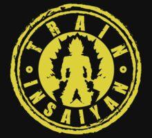 TRAIN INSAIYAN - Deadlift by oolongtees