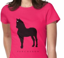 Percheron Womens Fitted T-Shirt