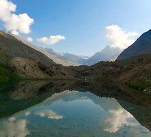Deepak Tal (Lake) by RajeevKashyap