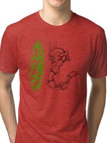 Rayquaza Tri-blend T-Shirt
