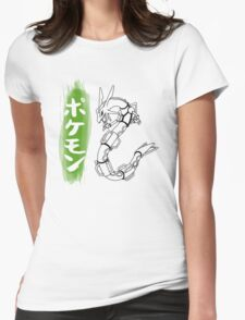 Rayquaza Womens Fitted T-Shirt