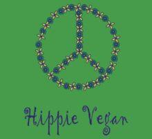 Hippie Vegan by veganese