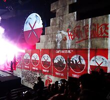 Roger Waters The Wall - In The Flesh by Ron Hannah