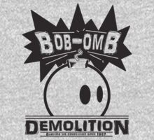 Bob-Omb Demolition Kids Clothes
