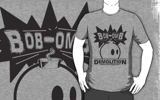 Bob-Omb Demolition by MightyRain