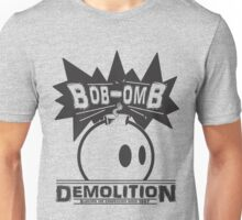 Bob-Omb Demolition Unisex T-Shirt