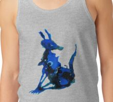 Space wolf Tank Top