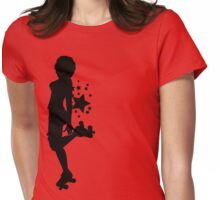 Sass E. Silhouette Womens Fitted T-Shirt