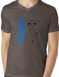 Ash Mens V-Neck T-Shirt