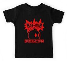 Bob-Omb Demolition red Kids Tee