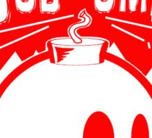 Bob-Omb Demolition red Sticker