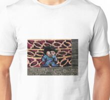 Mega Man vs Quickman Unisex T-Shirt