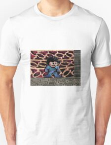Mega Man vs Quickman T-Shirt