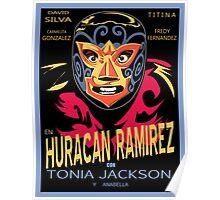 El Mascarado de Hurracan Poster
