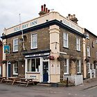 The Sole Bay Inn by Gary Gurr