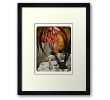 Demon in Daylight Framed Print
